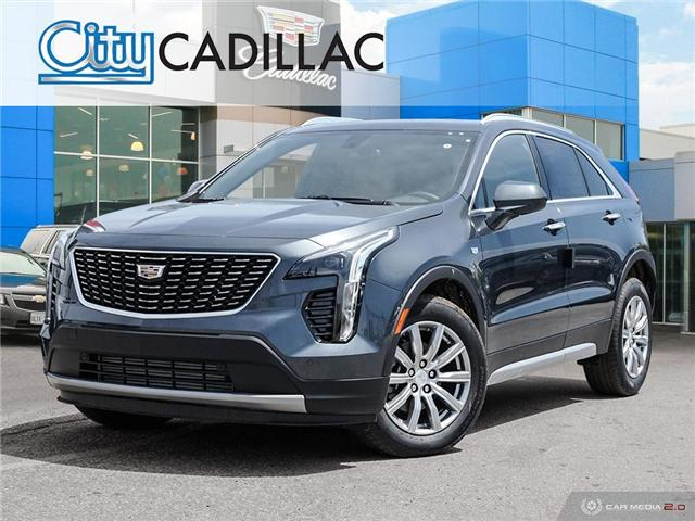 2019 Cadillac XT4 Premium Luxury (Stk: 2902045) in Toronto - Image 1 of 27