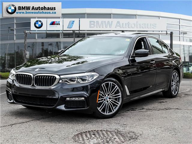 2018 BMW 530i xDrive (Stk: P8854) in Thornhill - Image 1 of 28