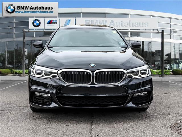 2018 BMW 530i xDrive (Stk: P8854) in Thornhill - Image 2 of 28