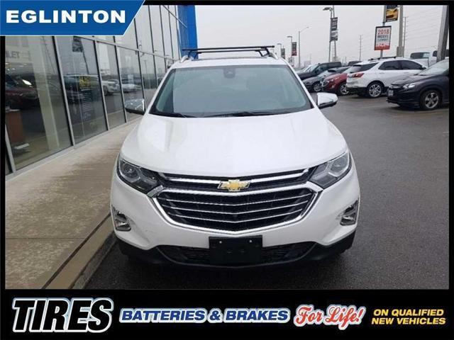 2019 Chevrolet Equinox Premier (Stk: K6227171) in Mississauga - Image 2 of 19