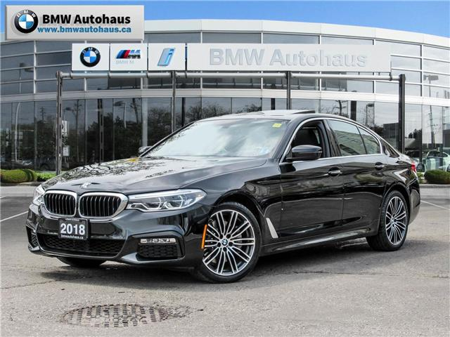 2018 BMW 530i xDrive (Stk: P8855) in Thornhill - Image 1 of 27