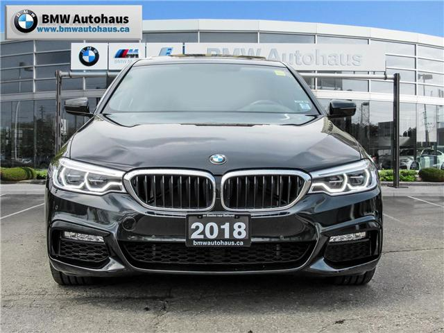 2018 BMW 530i xDrive (Stk: P8855) in Thornhill - Image 2 of 27