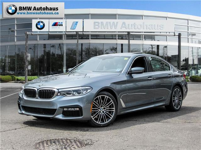 2018 BMW 530i xDrive (Stk: P8856) in Thornhill - Image 1 of 25