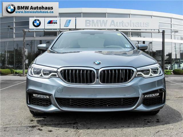 2018 BMW 530i xDrive (Stk: P8856) in Thornhill - Image 2 of 25