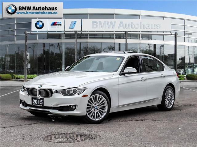 2015 BMW 328i xDrive (Stk: P8861) in Thornhill - Image 1 of 22