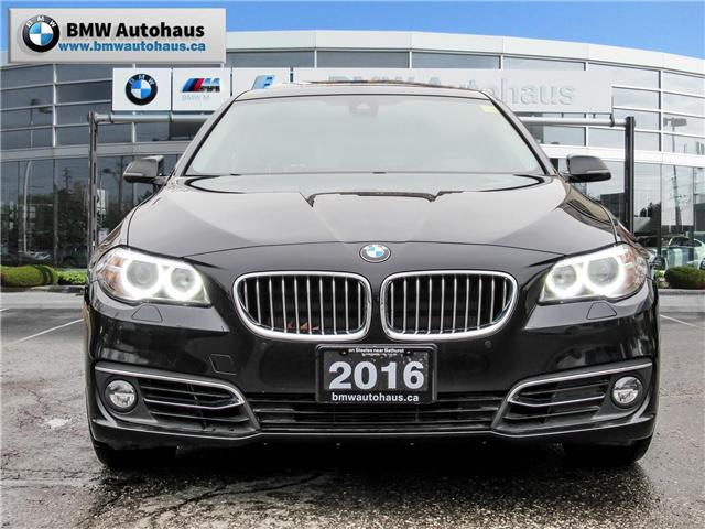 2016 BMW 528i xDrive (Stk: P8876) in Thornhill - Image 2 of 30
