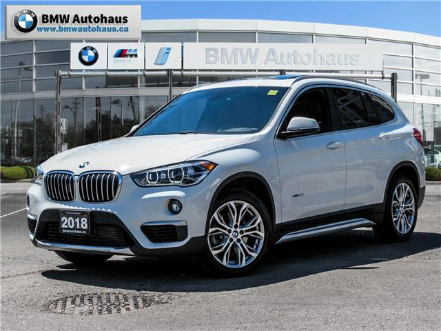 2018 BMW X1 xDrive28i (Stk: P8879) in Thornhill - Image 1 of 26