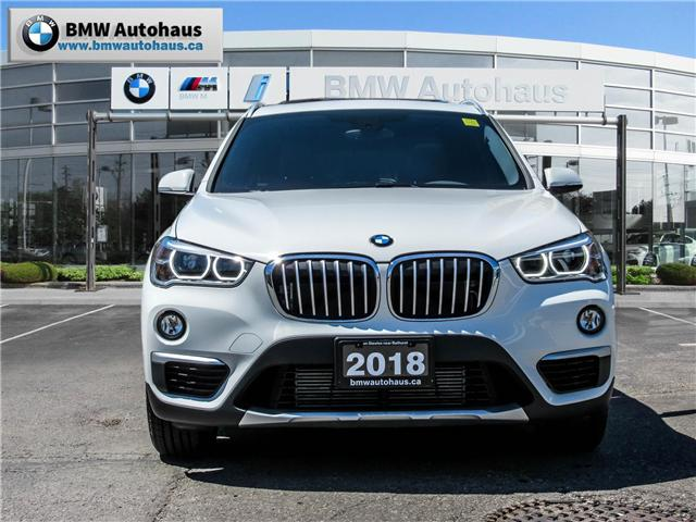 2018 BMW X1 xDrive28i (Stk: P8879) in Thornhill - Image 2 of 26