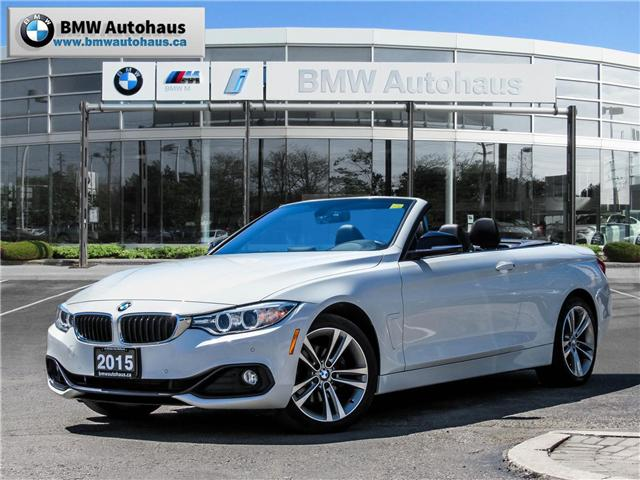 2015 BMW 428i xDrive (Stk: P8881) in Thornhill - Image 1 of 25