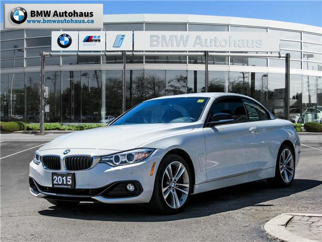 2015 BMW 428i xDrive (Stk: P8881) in Thornhill - Image 2 of 25