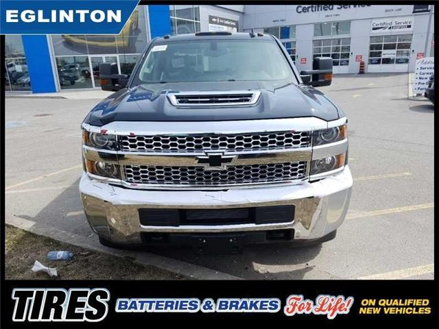 2019 Chevrolet Silverado 2500HD WT (Stk: KF228602) in Mississauga - Image 2 of 18