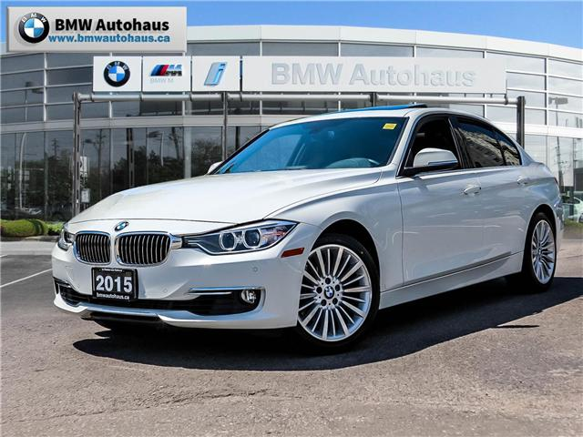 2015 BMW 328i xDrive (Stk: P8896) in Thornhill - Image 1 of 27
