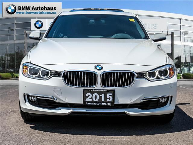 2015 BMW 328i xDrive (Stk: P8896) in Thornhill - Image 2 of 27