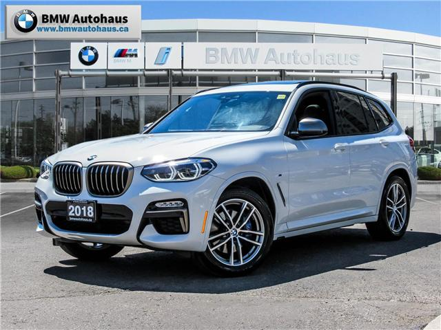 2018 BMW X3 M40i (Stk: P8901) in Thornhill - Image 1 of 27