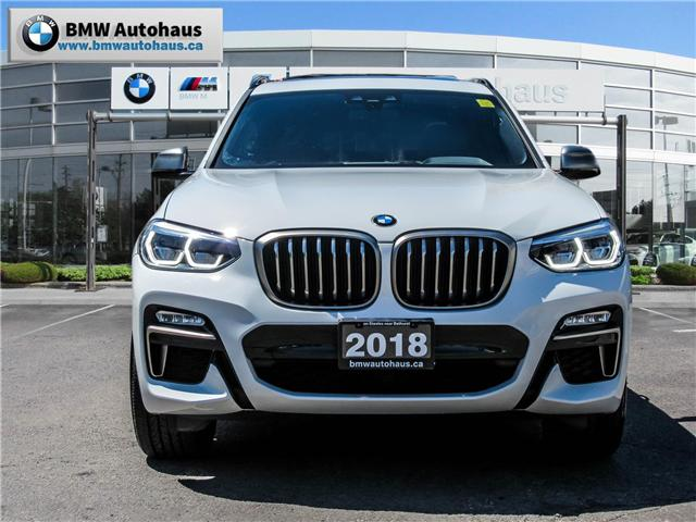 2018 BMW X3 M40i (Stk: P8901) in Thornhill - Image 2 of 27
