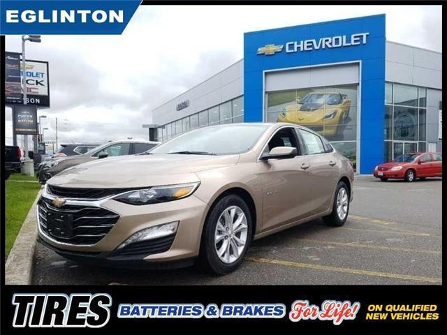 2019 Chevrolet Malibu LT (Stk: KF177301) in Mississauga - Image 1 of 17