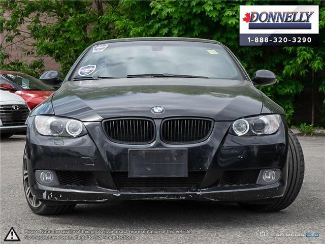 2008 BMW 335i  (Stk: PBWDUR6059A) in Ottawa - Image 2 of 28