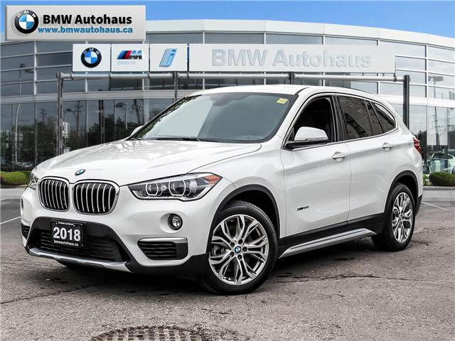 2018 BMW X1 xDrive28i (Stk: P8933) in Thornhill - Image 1 of 25