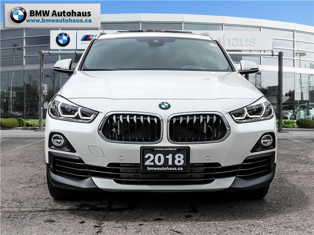 2018 BMW X2 xDrive28i (Stk: P8938) in Thornhill - Image 2 of 28