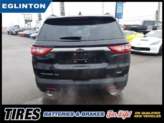 2019 Chevrolet Traverse RS (Stk: KJ267653) in Mississauga - Image 5 of 21