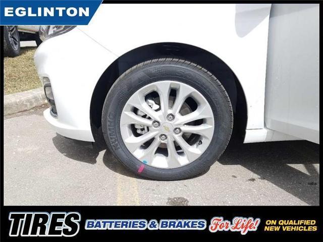 2019 Chevrolet Spark 1LT CVT (Stk: KC772149) in Mississauga - Image 12 of 16