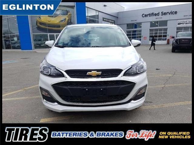 2019 Chevrolet Spark 1LT CVT (Stk: KC772394) in Mississauga - Image 2 of 16