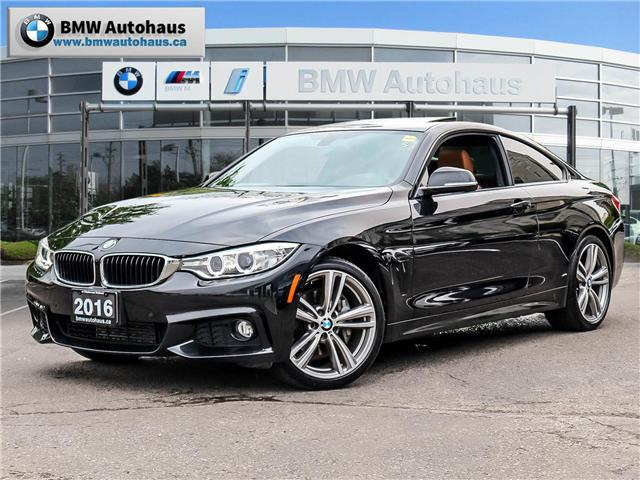 2016 BMW 435i xDrive (Stk: P8948) in Thornhill - Image 1 of 23