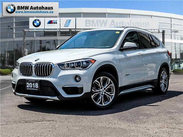 2018 BMW X1 xDrive28i (Stk: P8960) in Thornhill - Image 1 of 28