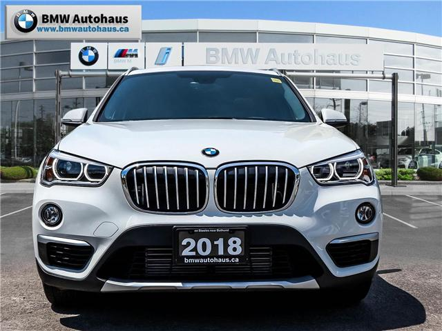 2018 BMW X1 xDrive28i (Stk: P8960) in Thornhill - Image 2 of 28