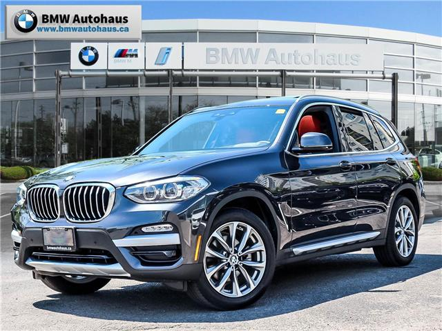 2019 BMW X3 xDrive30i (Stk: P8965) in Thornhill - Image 1 of 28