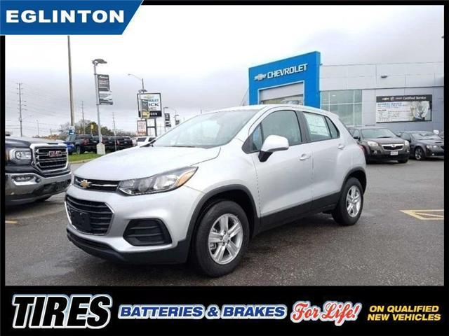 2019 Chevrolet Trax LS (Stk: KL328776) in Mississauga - Image 1 of 15