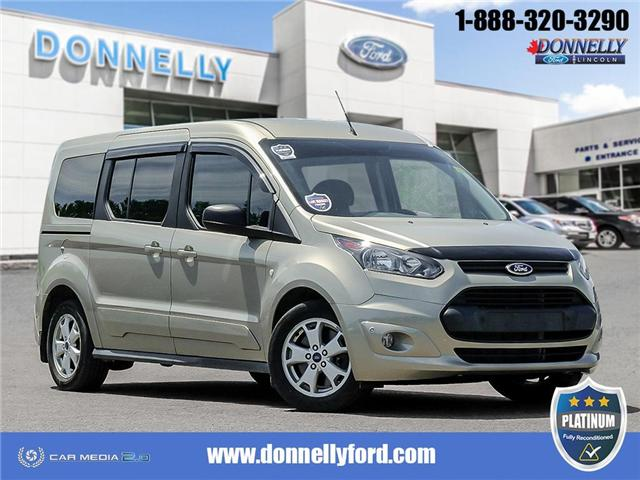 2015 Ford Transit Connect XLT (Stk: PLDR2237A) in Ottawa - Image 1 of 28