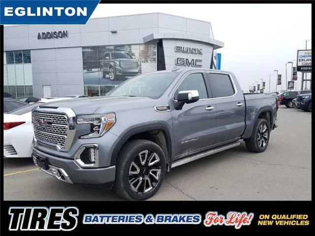 2019 GMC Sierra 1500 Denali (Stk: KZ295410) in Mississauga - Image 1 of 24