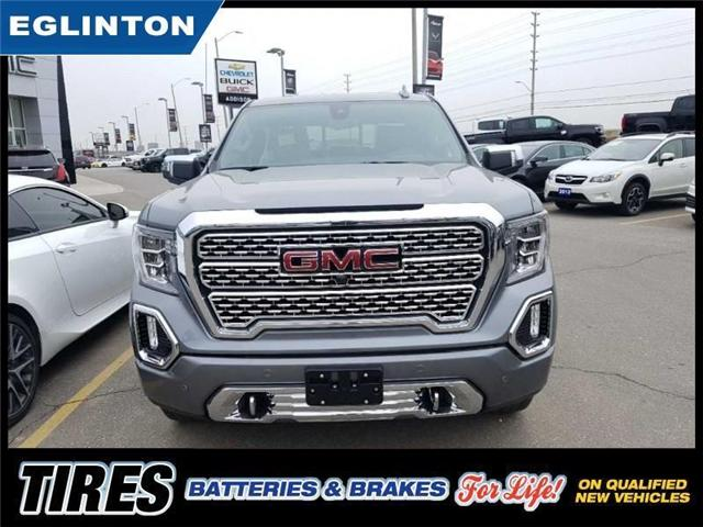 2019 GMC Sierra 1500 Denali (Stk: KZ295410) in Mississauga - Image 2 of 24
