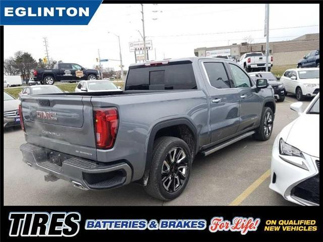 2019 GMC Sierra 1500 Denali (Stk: KZ295410) in Mississauga - Image 4 of 24