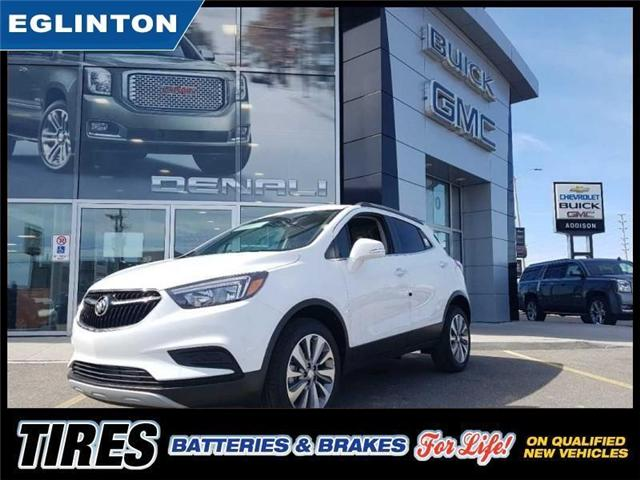 2019 Buick Encore Preferred (Stk: KB859839) in Mississauga - Image 1 of 16