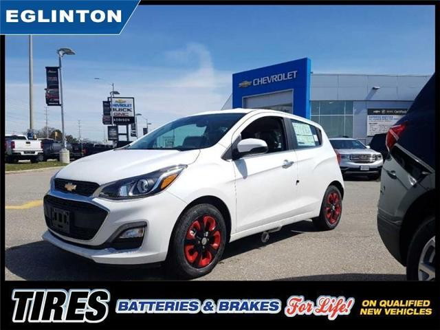 2019 Chevrolet Spark 2LT CVT (Stk: KC770666) in Mississauga - Image 1 of 17