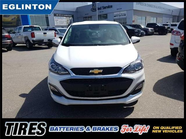 2019 Chevrolet Spark 2LT CVT (Stk: KC770666) in Mississauga - Image 2 of 17