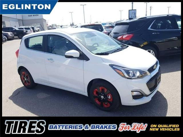 2019 Chevrolet Spark 2LT CVT (Stk: KC770666) in Mississauga - Image 3 of 17