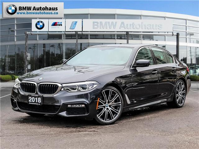 2018 BMW 540d xDrive (Stk: P8959) in Thornhill - Image 1 of 28