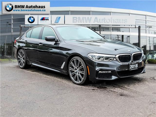 2018 BMW 540d xDrive (Stk: P8959) in Thornhill - Image 2 of 28