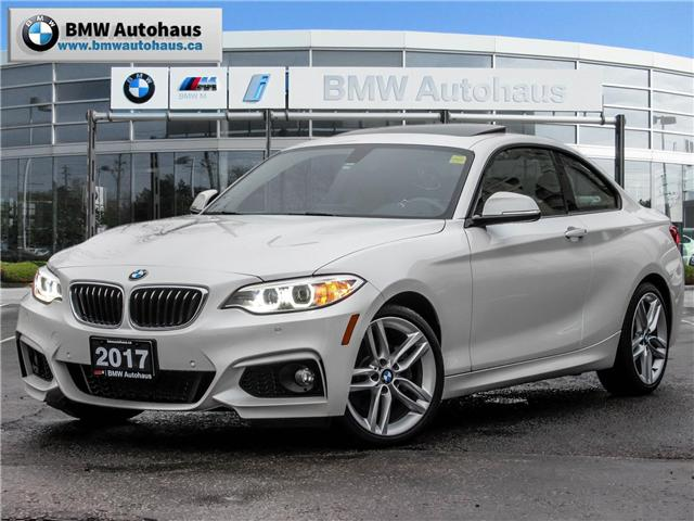2017 BMW 230i xDrive (Stk: P8684) in Thornhill - Image 1 of 24