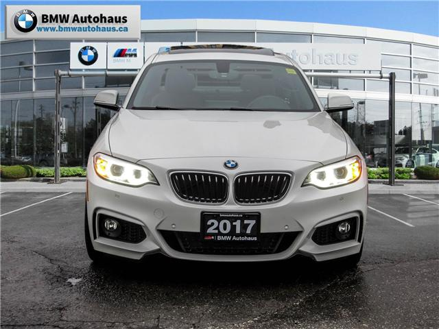 2017 BMW 230i xDrive (Stk: P8684) in Thornhill - Image 2 of 24