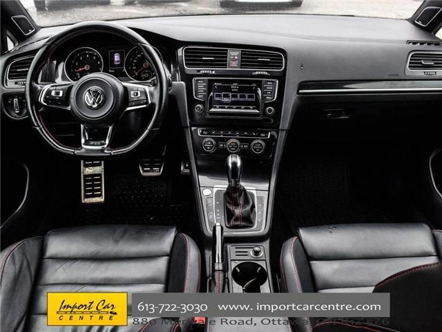 2015 Volkswagen Golf GTI 5-Door Autobahn (Stk: 001778) in Ottawa - Image 23 of 30