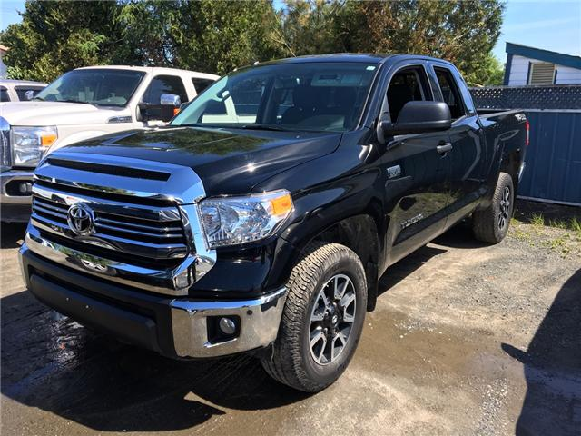 2017 Toyota Tundra SR5 Plus 5.7L V8 (Stk: ) in Garson - Image 1 of 3