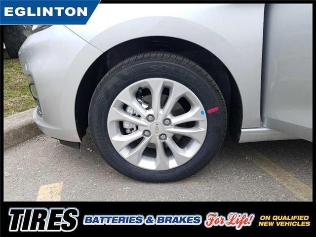 2019 Chevrolet Spark 1LT CVT (Stk: KC779678) in Mississauga - Image 12 of 16