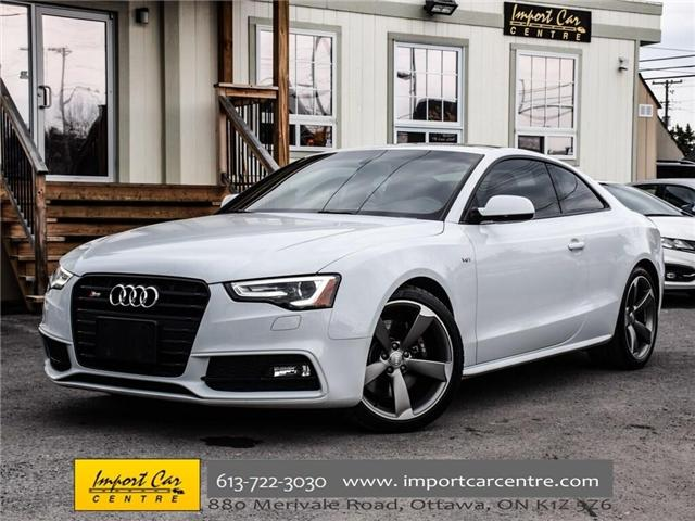 2016 Audi S5 3.0T Technik (Stk: 016332) in Ottawa - Image 1 of 30