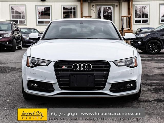 2016 Audi S5 3.0T Technik (Stk: 016332) in Ottawa - Image 2 of 30