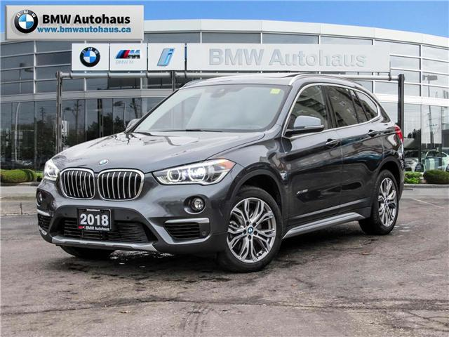 2018 BMW X1 xDrive28i (Stk: P8692) in Thornhill - Image 1 of 10