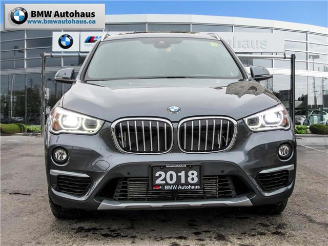 2018 BMW X1 xDrive28i (Stk: P8692) in Thornhill - Image 2 of 10